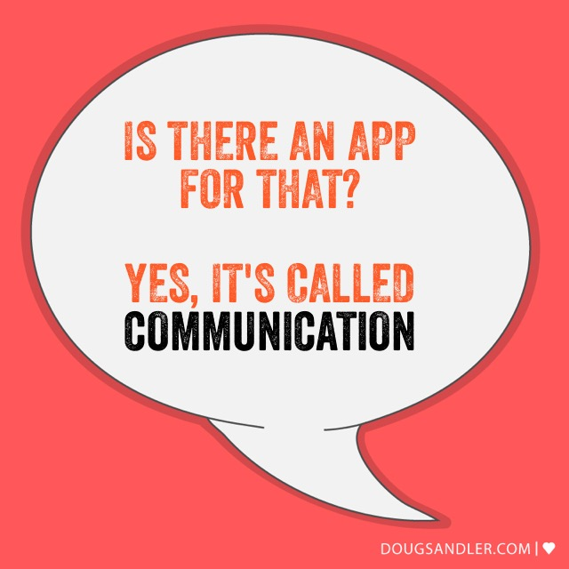 Communication App