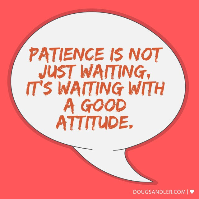 Patience defined