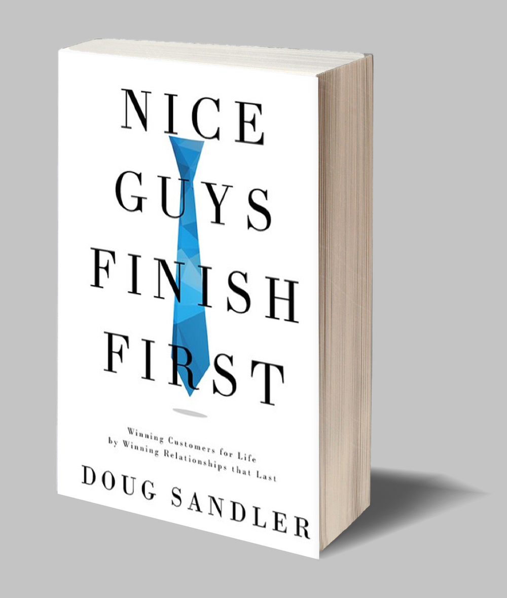Order Nice Guys Finish First on Amazon.com by clicking here. Thanks!