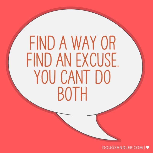 Find a way...
