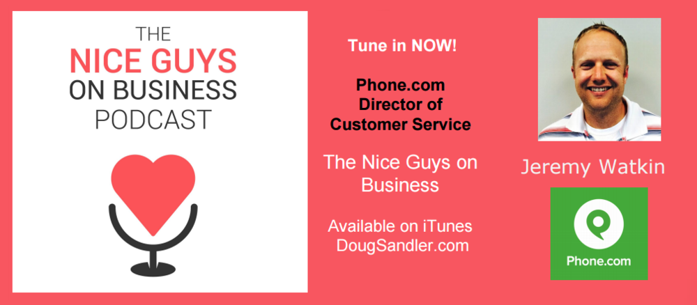 Subscribe to The Nice Guys on Business Podcast directly from iTunes or your favorite download source.