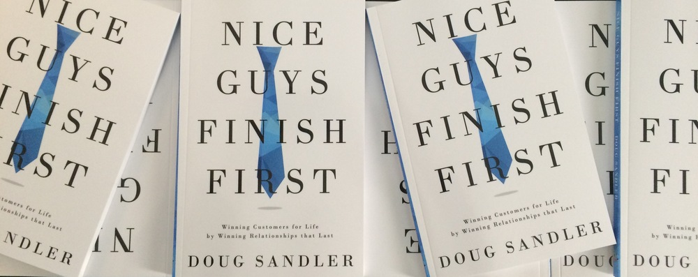 Click for more information about my best seller Nice Guys Finish First.