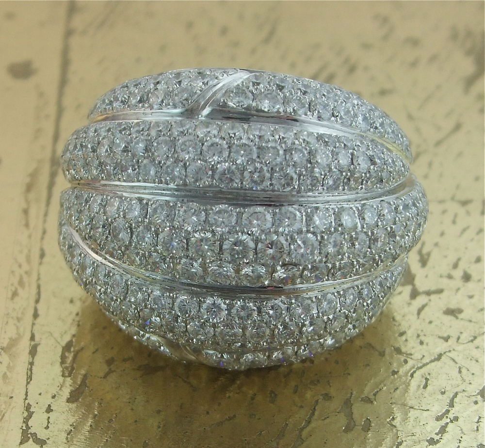 Cocktail Diamond Ring - Item No: 0013716