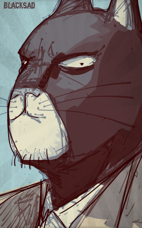 Blacksad portrait