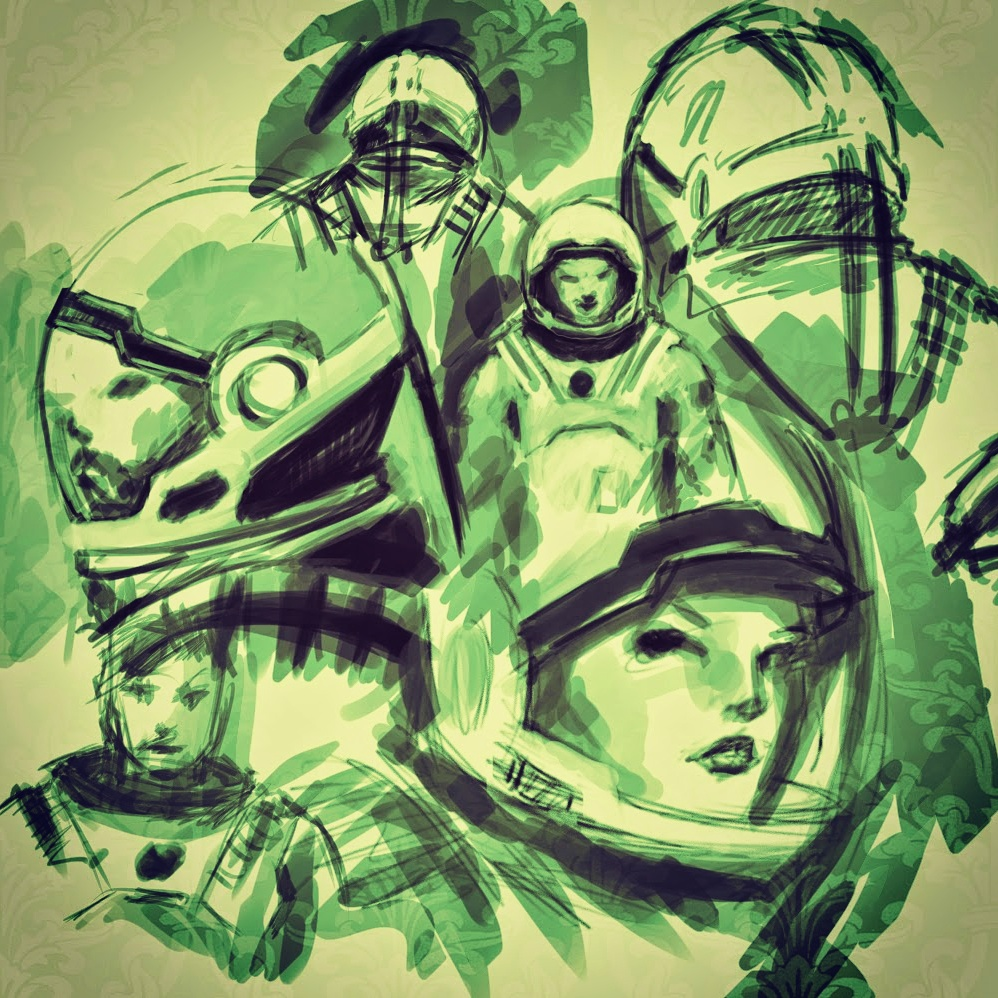 Interstellar sketches