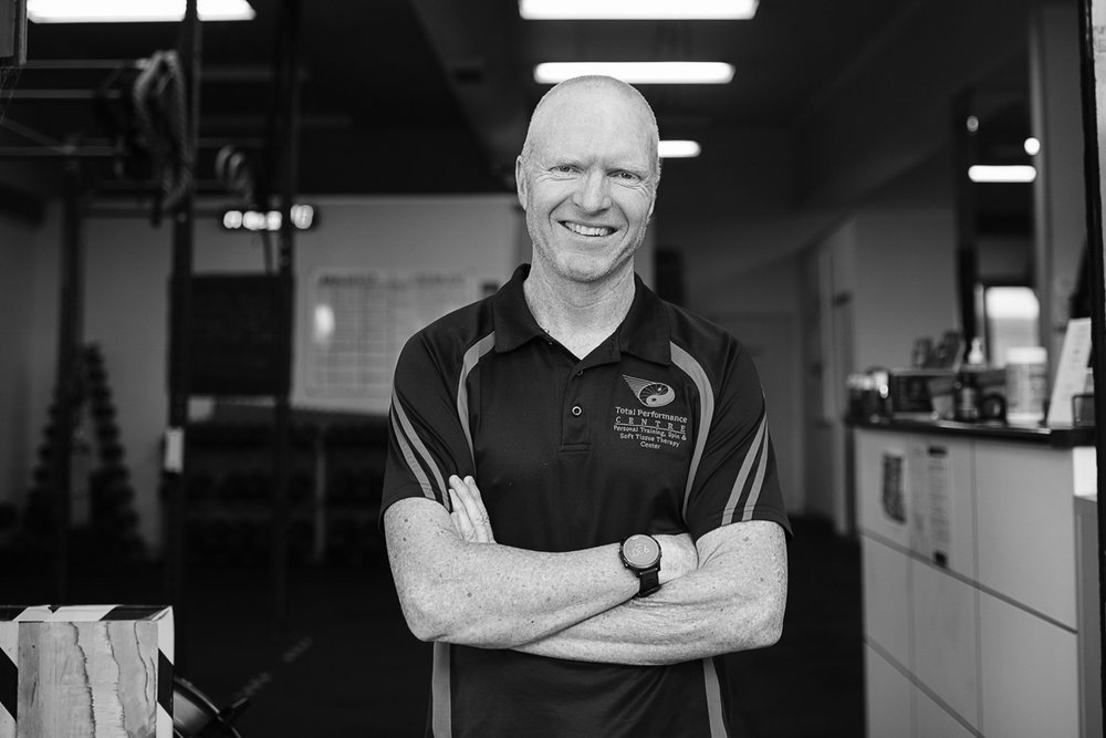 Mick Rand: Owner, Remedial Massage therapist Spin Instructor and Raise The Bar Coach