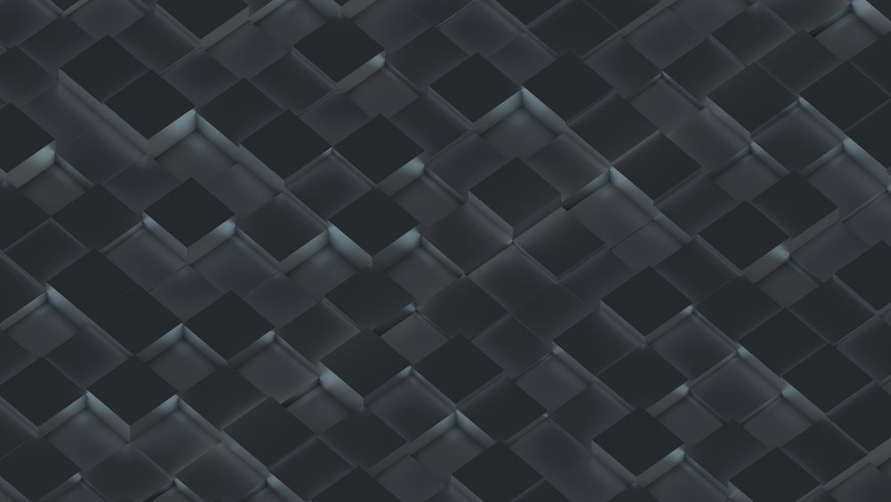 Abstract Cubes - 2560x1440 wallpaper