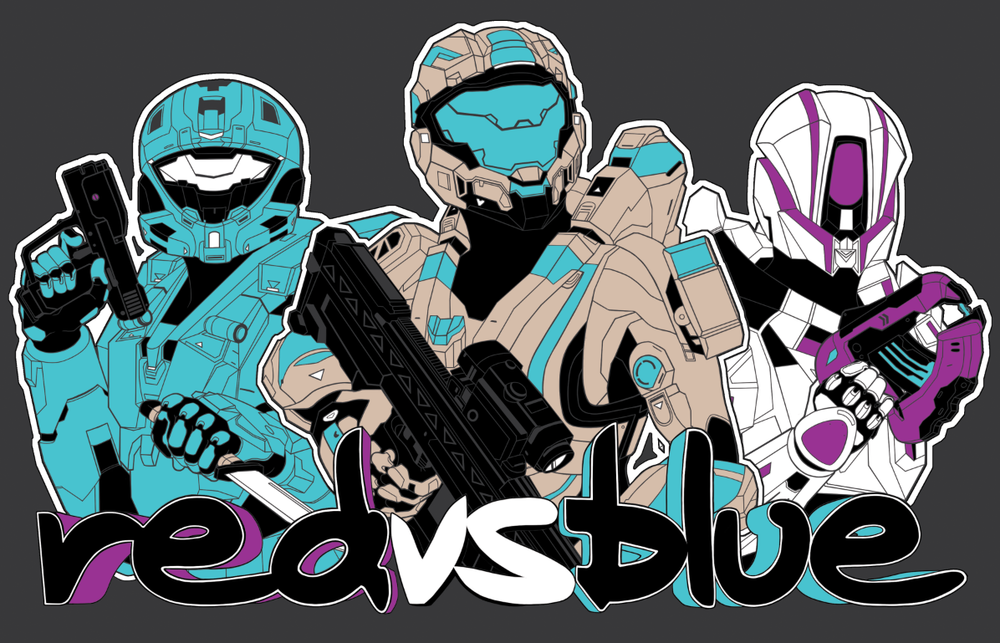 RvB Ladies Design for RT