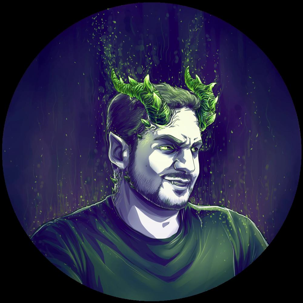 Jeremy Dooley - RT Demon AU