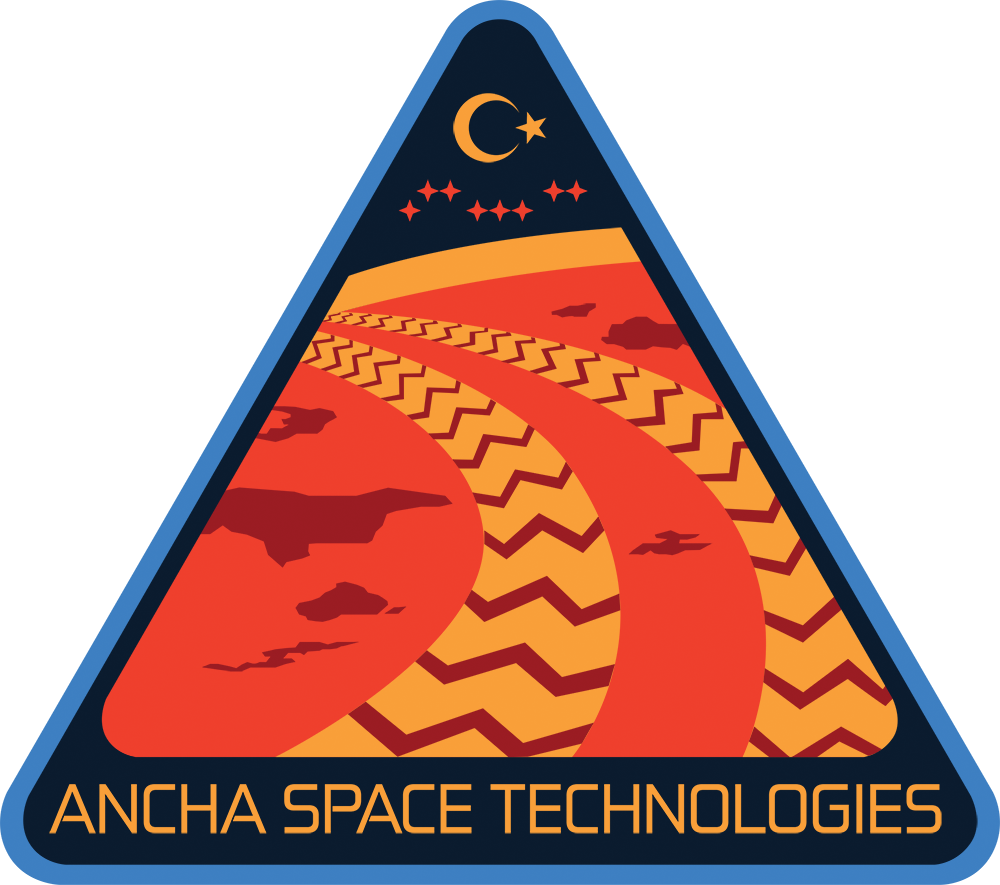 Logo Design for Ancha Space Technologies ( https://ancha.space/ )