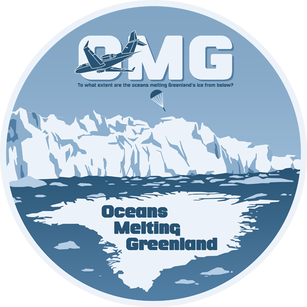 NASA's OMG Mission Sticker Design