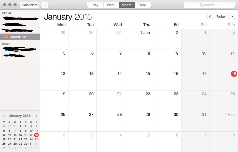 Add Event to Calendar Tutorial in iOS8 with Swift