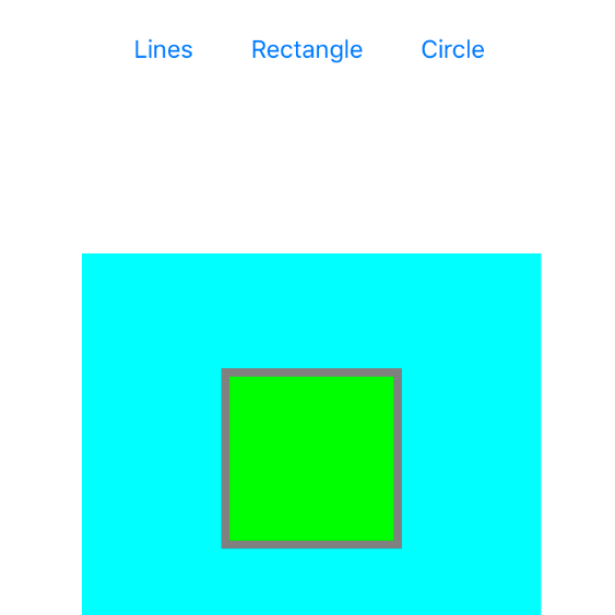 Drawing Lines With Core Graphics : Drawing shapes with core graphics tutorial ioscreator
