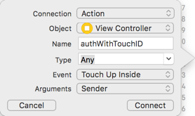 auth-with-touch-id-action