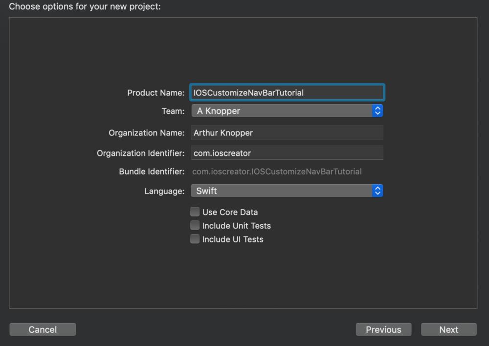 customize-navbar-project.png