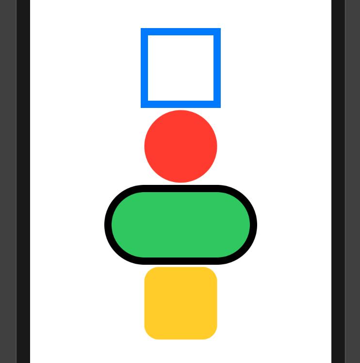 SwiftUI Basic Shapes Tutorial - iOScreator