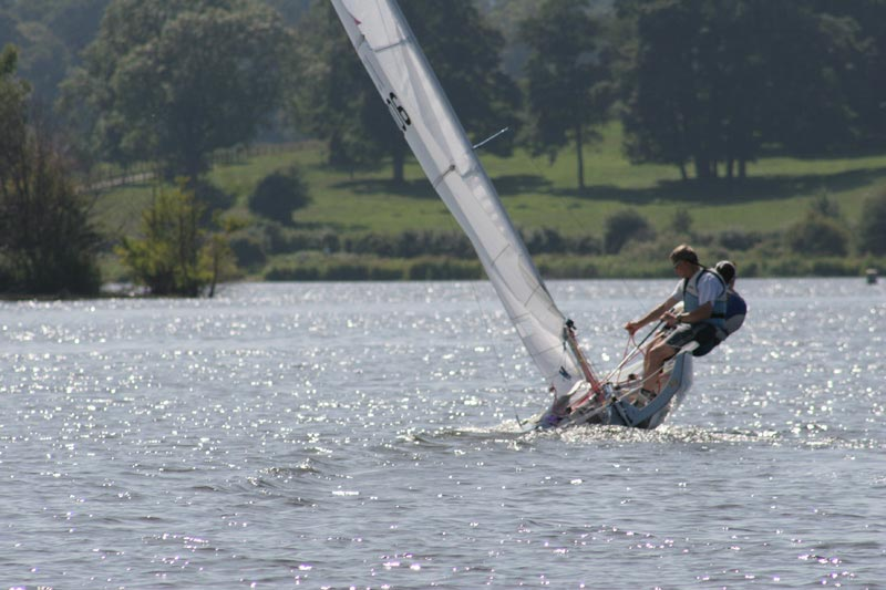 Watersports : Carsington Water