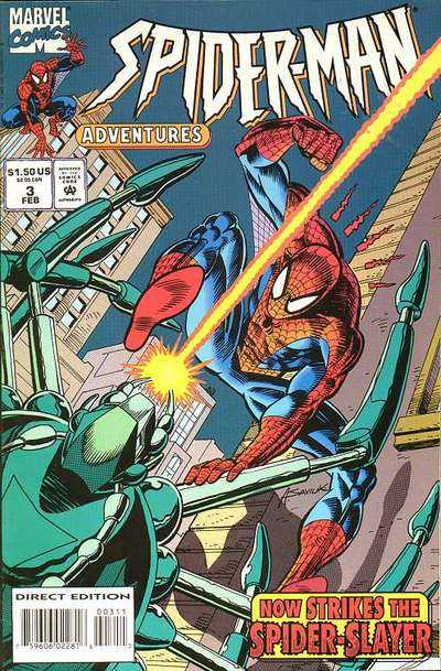 Spider-Man Adventures #3