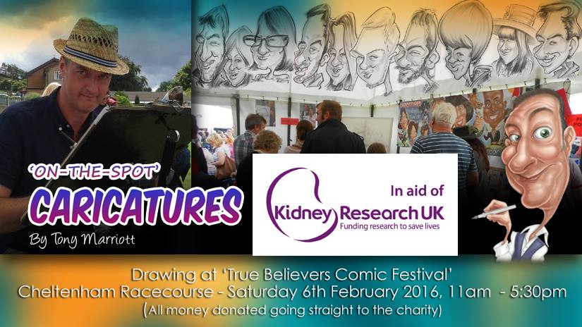Poll: Comic Conventions UK - Convention of the year 2015 Saturday 12th December 2015