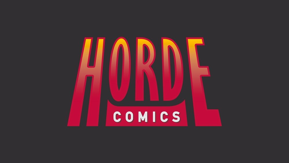 HORDE COMICS - Horde Comics are a UK small press comic producer. With our 1st book launching imminently. We'll be selling copies of the book. Prints and other ancillary materials (As well as potentially some commission sketches from our artist Gregg Mason). Depending on progress on our other releases we may also have some materials from these too. WEBSITE