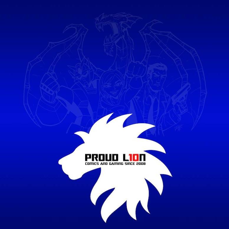 PROUD LION - Proud Lion was founded by Ben Fardon (Managing Director) in 2008. Ben has been a comic collector since he was young, with his early interests including Iron Man, Transformers, Batman: Knightfall and Claremont & Lee's X-Men. After working in comic book retail for several years, he decided it was time to open his own shop in the heart of Cheltenham. Proud Lion celebrated its grand opening on Free Comic Book Day in 2008, and has been a hub for fans of both mainstream and indie comics ever since. In recent years, Proud Lion has grown to become a family business, with Ben's partner Rae Hurley coming on board to expand gaming in the shop. She fell in love with board games with the discovery of Small World, and has been an avid gamer ever since. Now she regularly runs demo days, open play nights, RPG sessions, and tournaments to encourage other gamers to share her obsession. In 2017, Proud Lion split into two stores - a comic shop and a friendly local gaming centre. Ben has continued to manage the comic shop, with Rae stepping into the new role as manager and host at the FLGC. 2018 marks 10 years of Proud Lion and we're celebrating throughout the year! WEBSITE