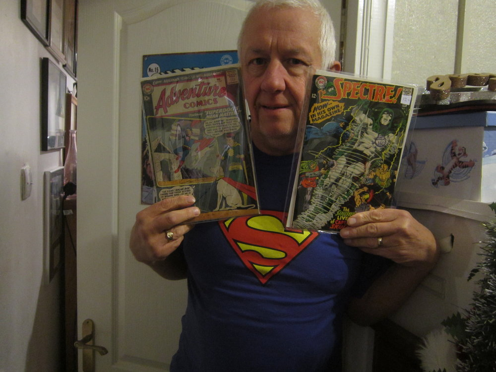 G-MAN COMICS - American comics/Graphic novels