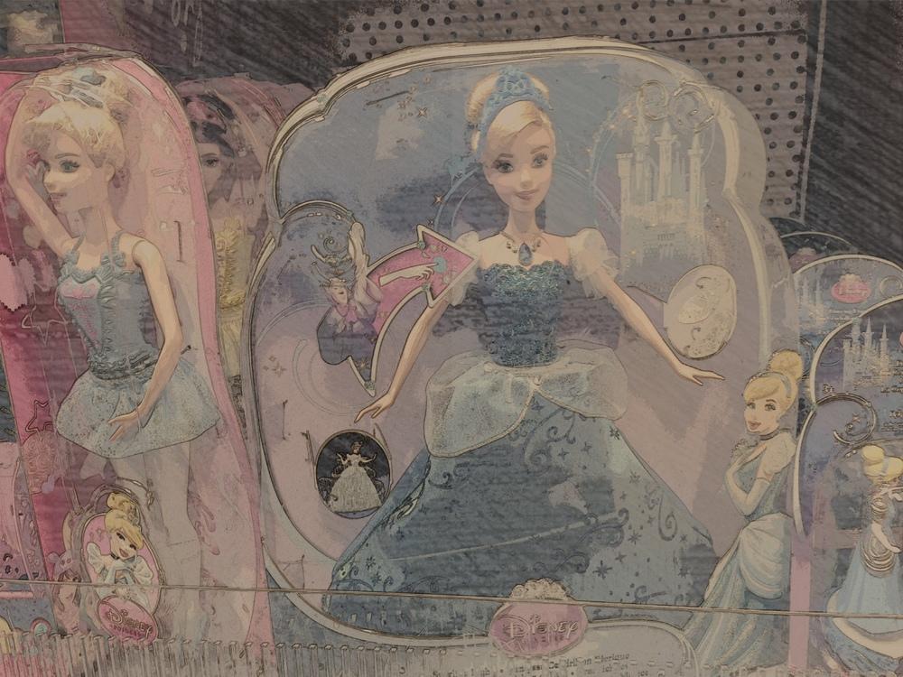 Barbie-Papier