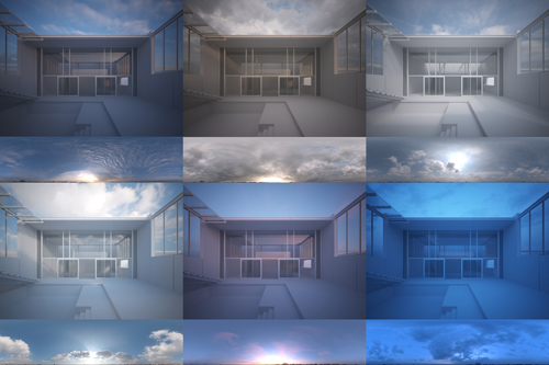 Hdri Sky Lighting Tutorial Peter Guthrie