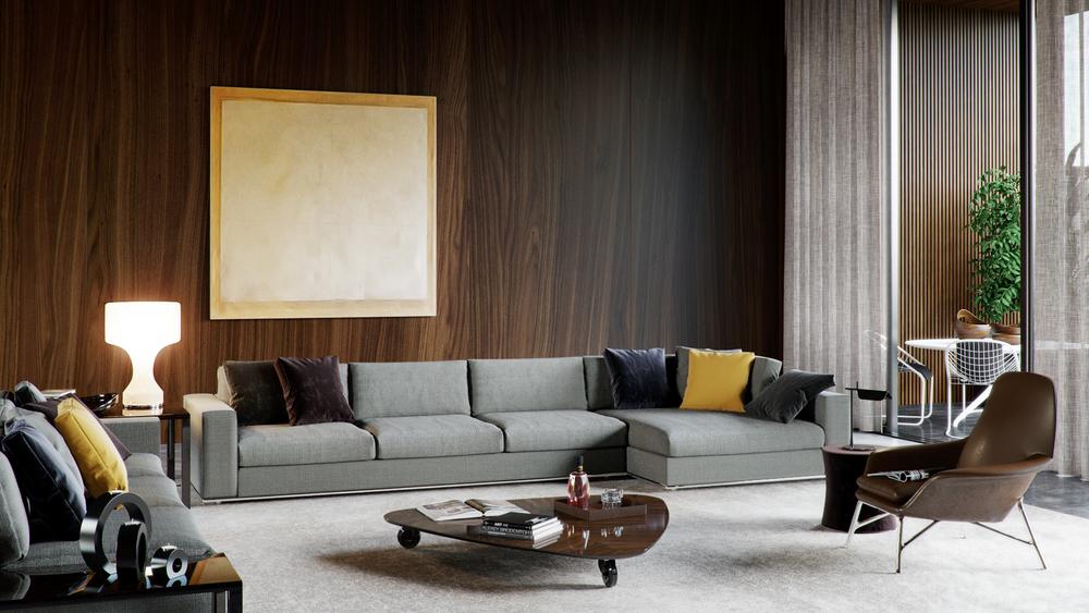 Eduard caliman minotti space peter guthrie for Interior design 7 0 tutorial
