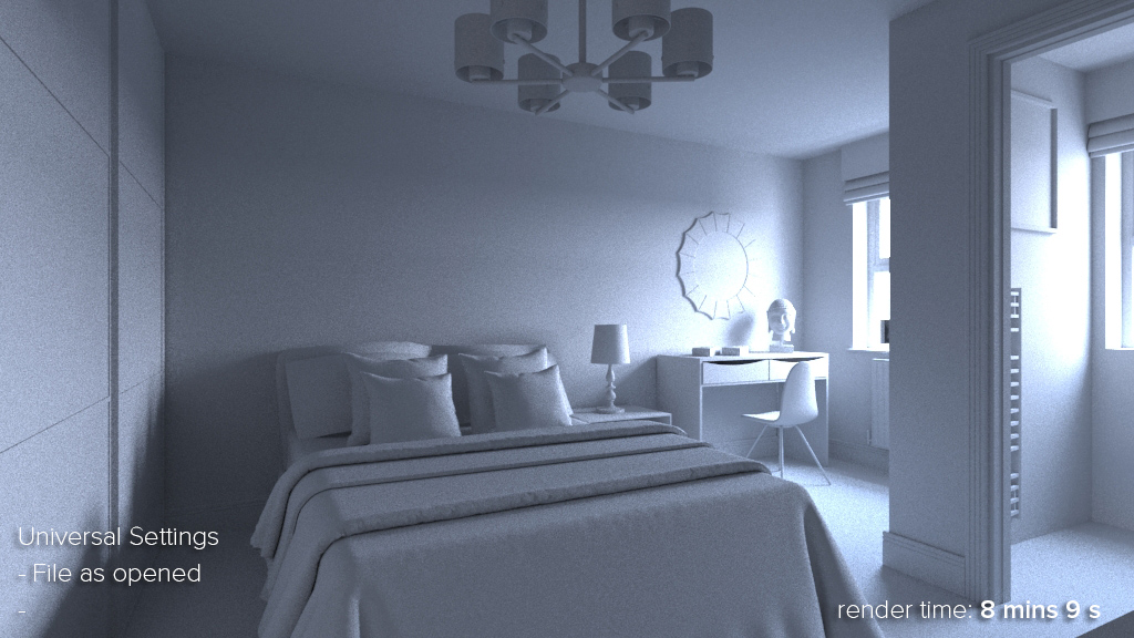 HDR Sky Lighting for Interiors — PETER GUTHRIE