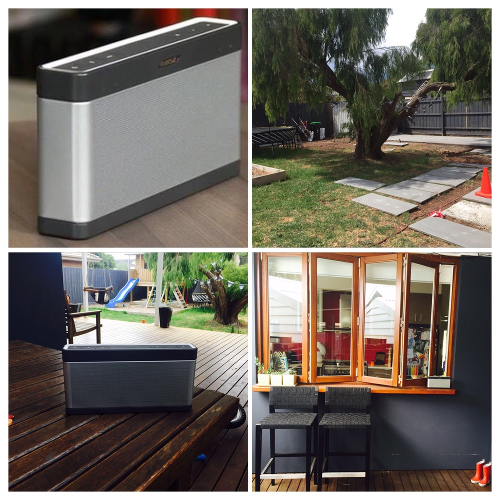 Outdoor Bluetooth Speaker Solution - Bose Soundlink Bluetooth III