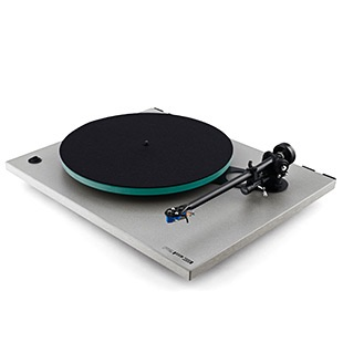 The Rega RP3 comes in multiple finishes