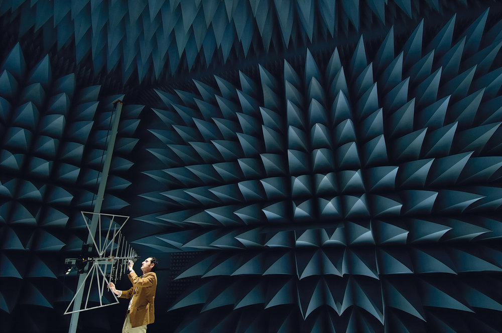 Anechoic Room by Max Alexander