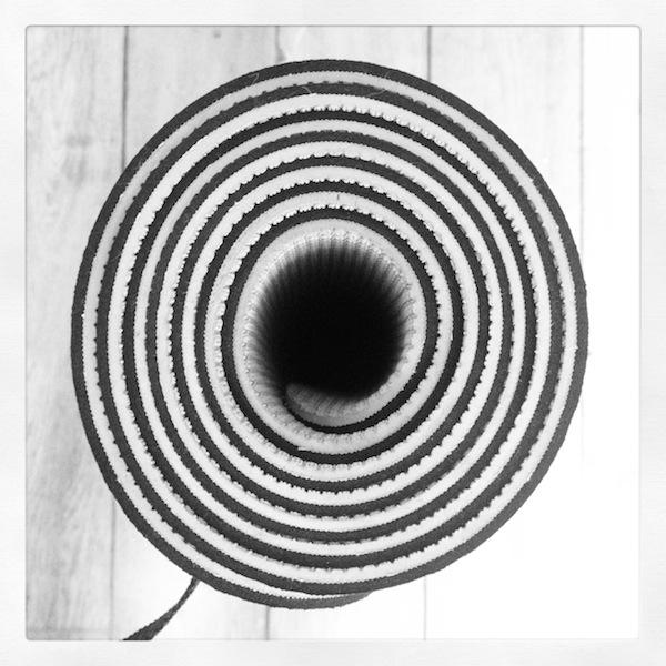 Yoga mat by Prana