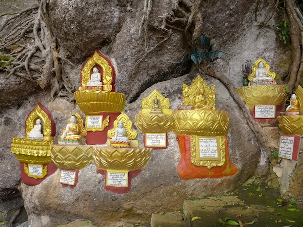 Shwe Oo Min Paya, the cave temple just outside of Kalaw.