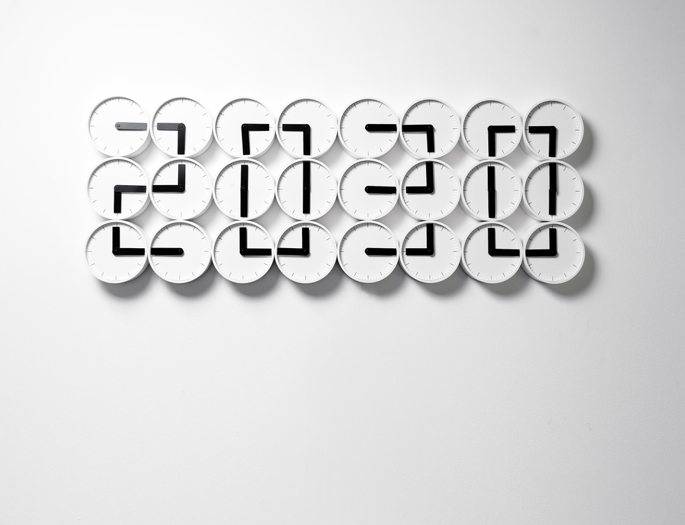 The Clock Clock White, 2010