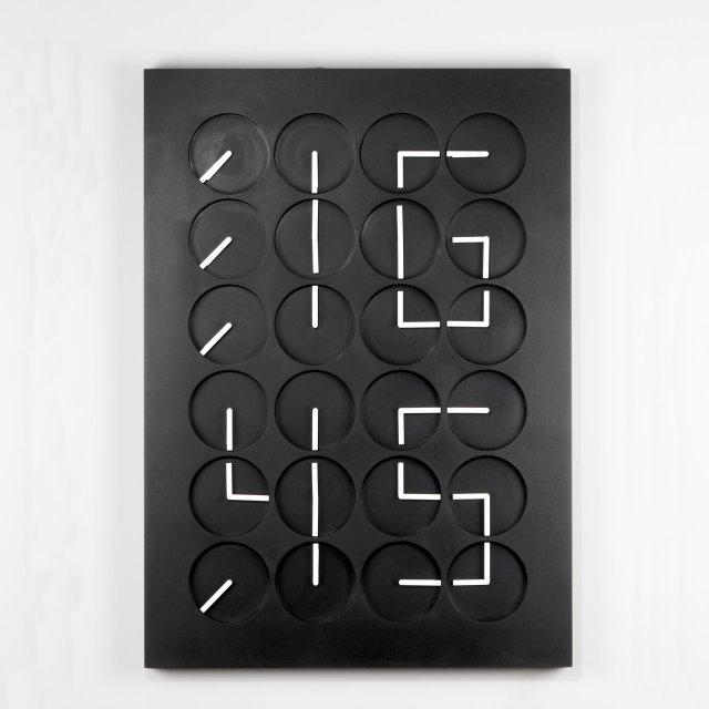 A million Times 24 / black