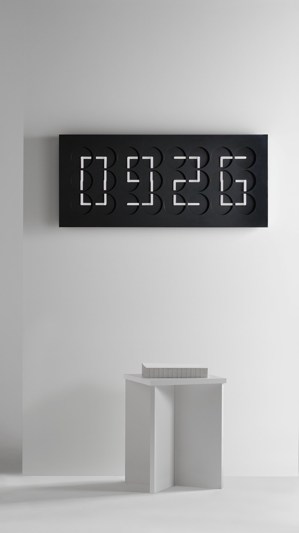ClockClock 24 by Humans since 1982, Stockholm 2017.