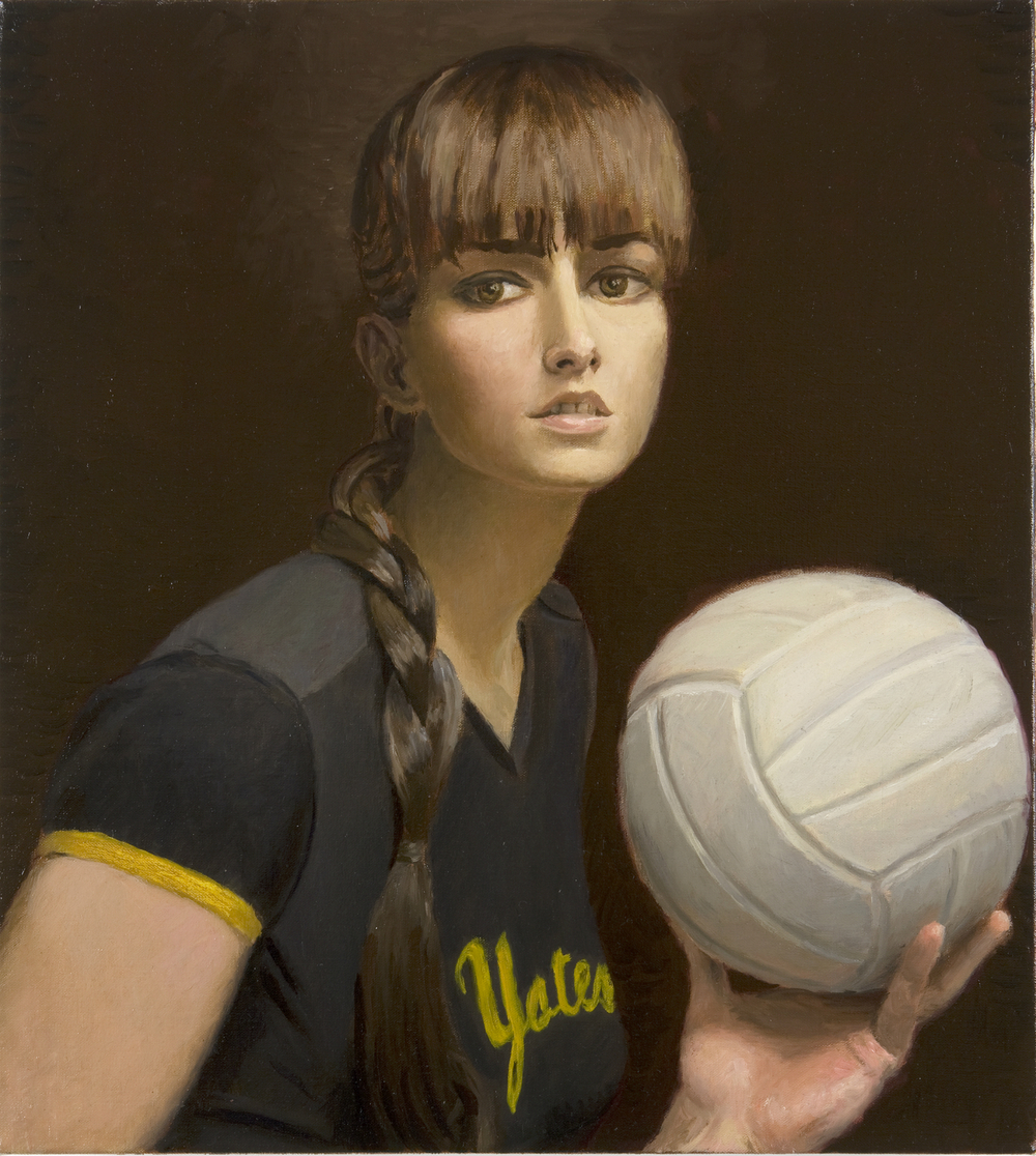 Volleyballer I
