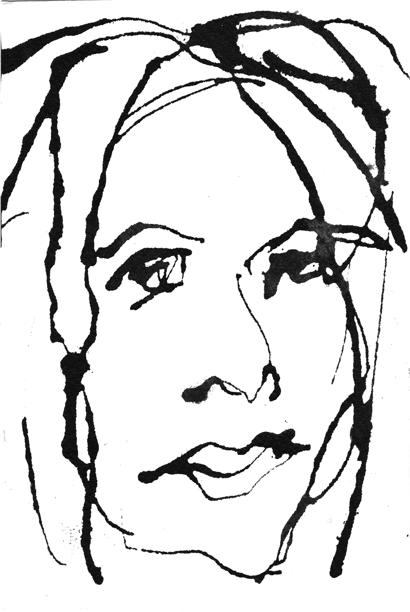 pen and ink portrait vh mckenzie Discount Epson Ink Cartridges botox is cheap yes it is