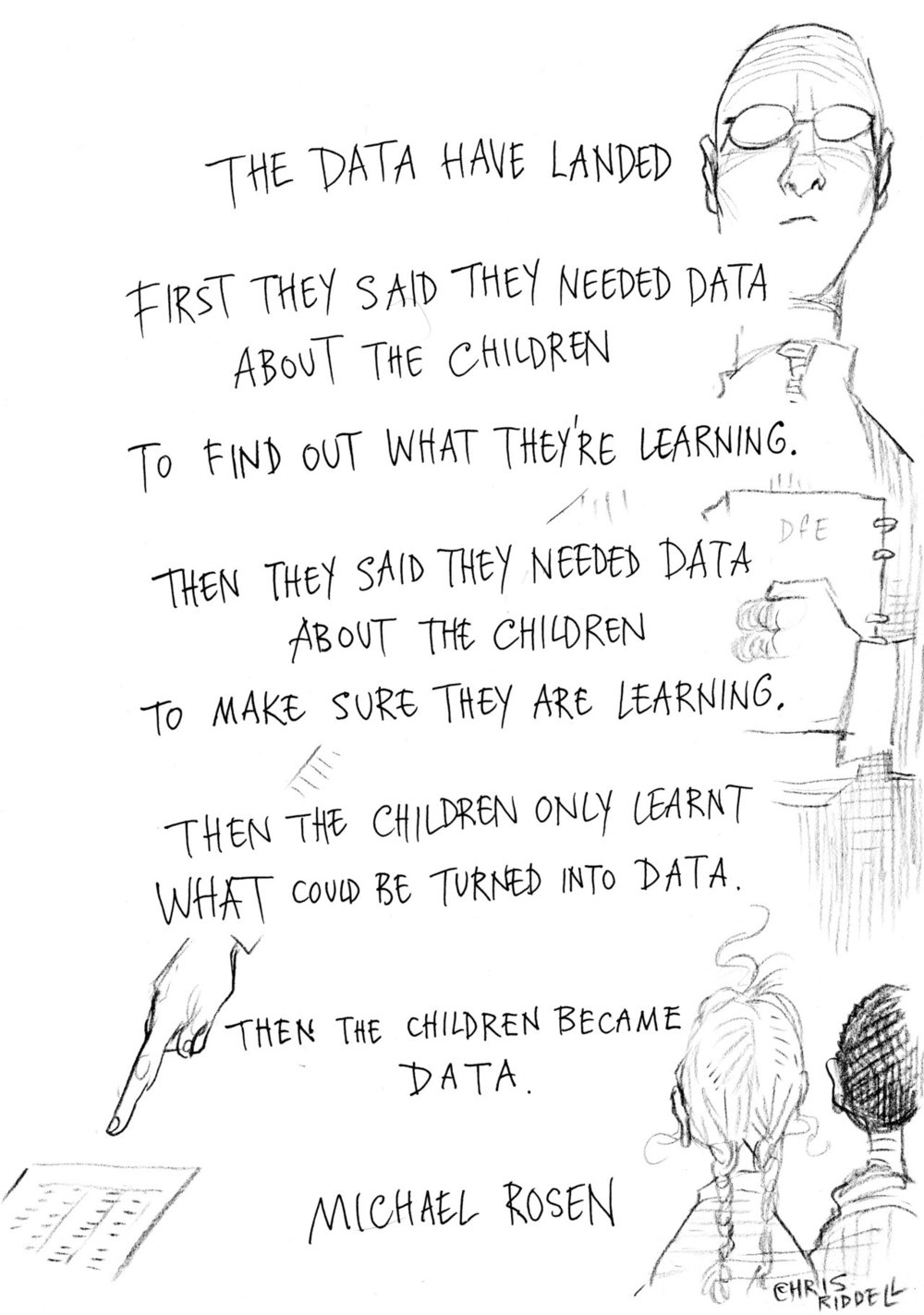 http://chrisriddellblog.tumblr.com/post/172440150489/michael-rosen