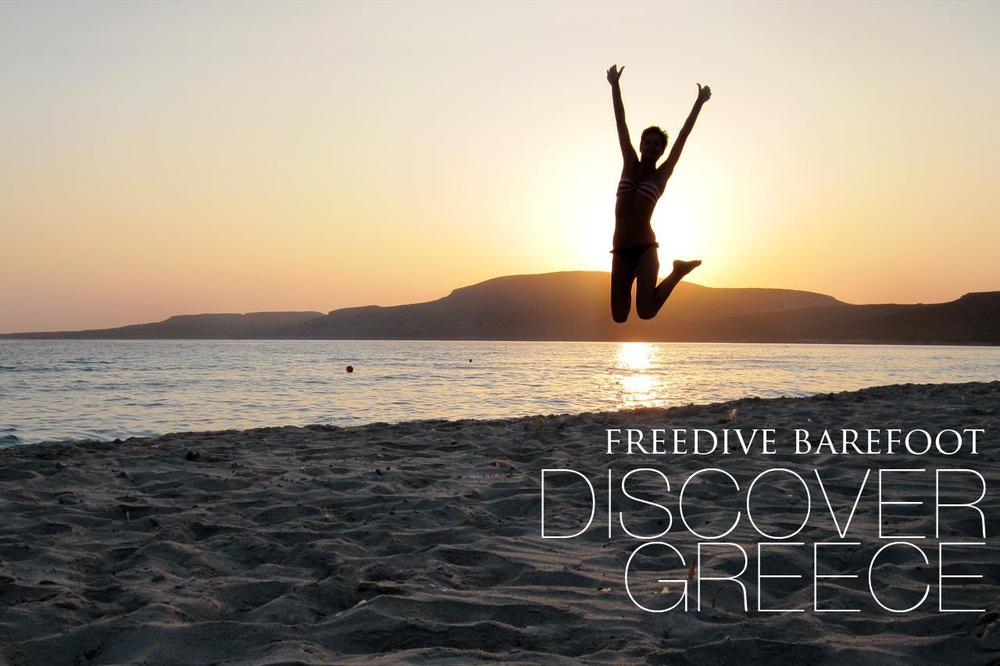 Freedive Barefoot