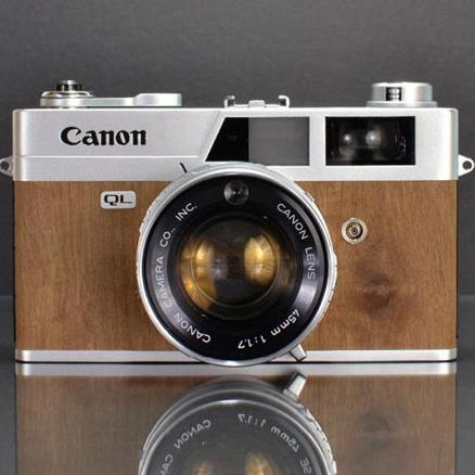 """Kyanon kabushiki-gaisha"" our trusted japanese camera bodies are top of the line workhorshes."