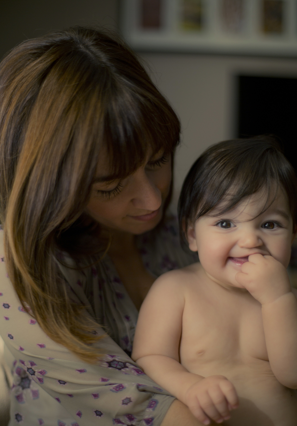 """""""...Για τις νέες μητέρες, ακολουθήστε το ένστικτο σας, έχετε υπομονή, τα παιδιά δεν χρειάζονται τίποτα περισσότερο από αγάπη..."""""""