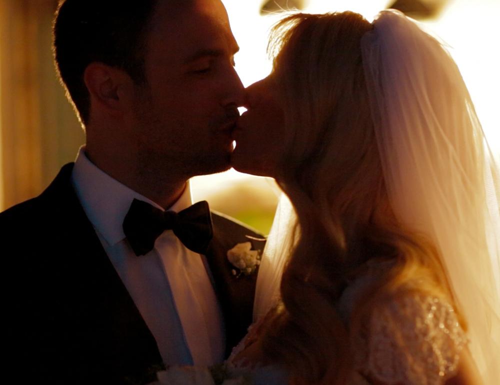 """H Ειρήνη & ο Γιάννης παντρεύτηκαν κατά την διάρκεια του """"golden hour"""" δείτε το βίντεο τους εδώ  golden hour wedding link"""