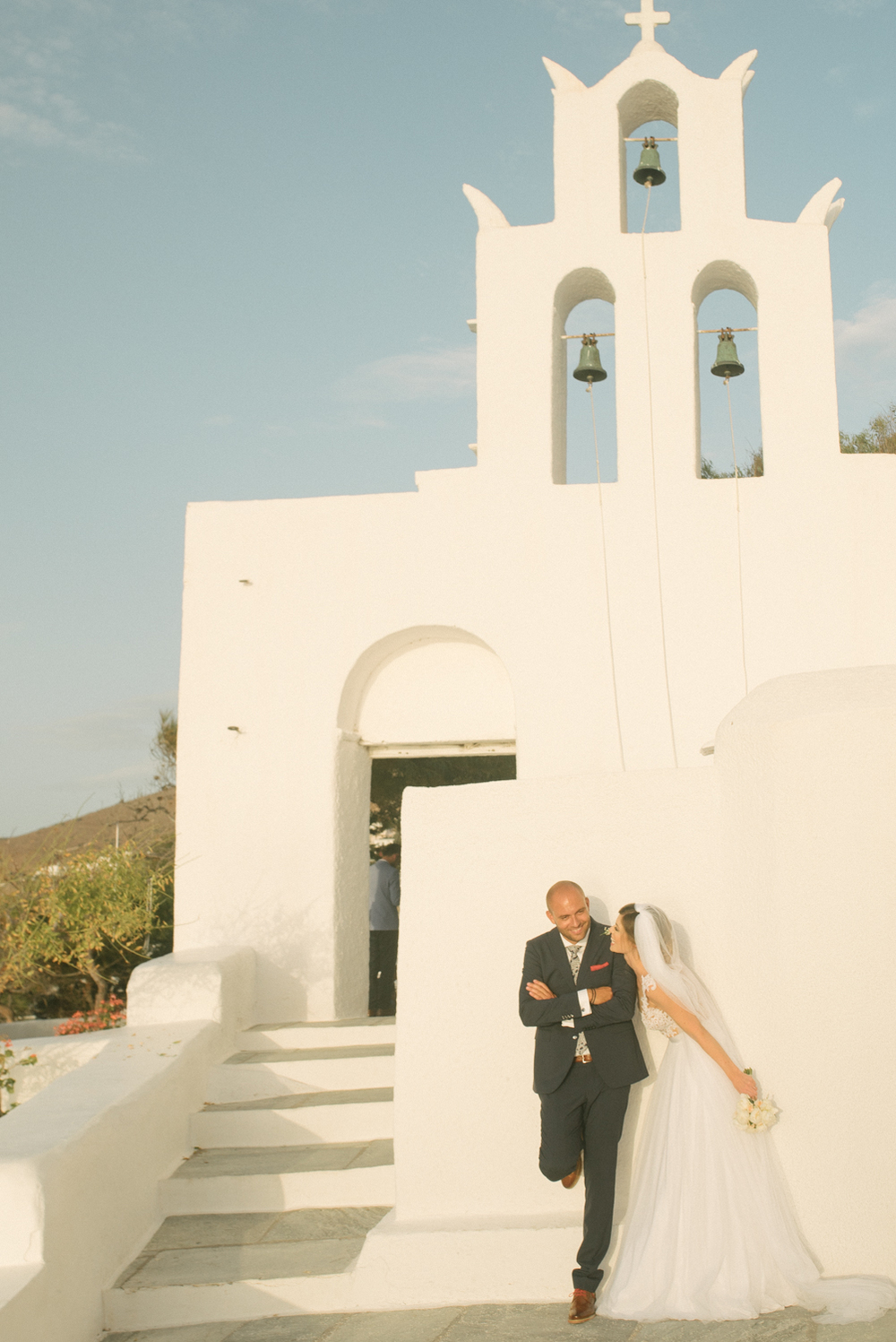 ios wedding greece