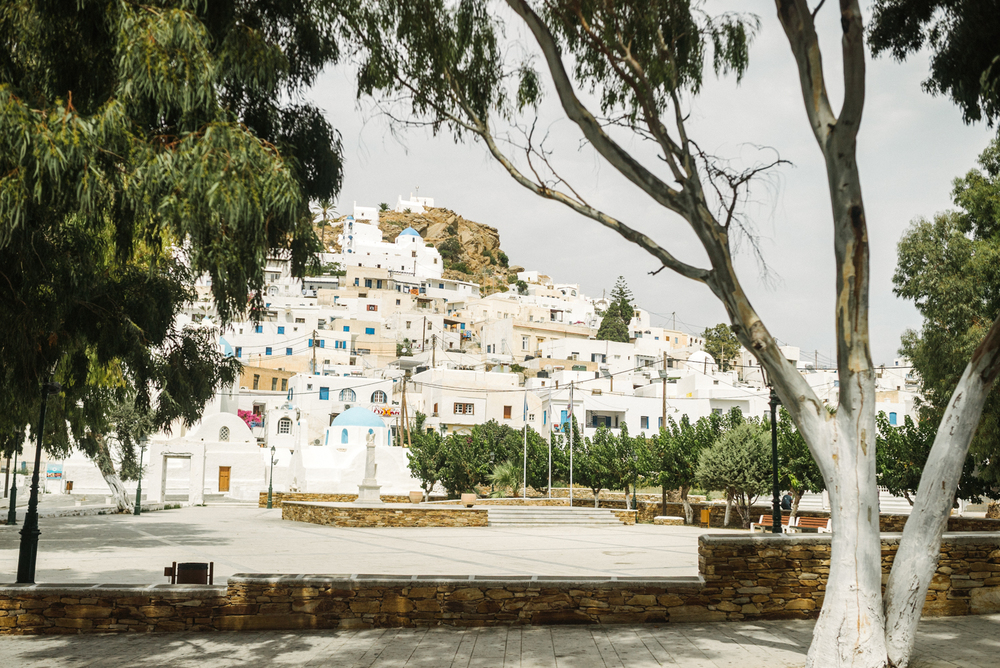 ios island destination wedding