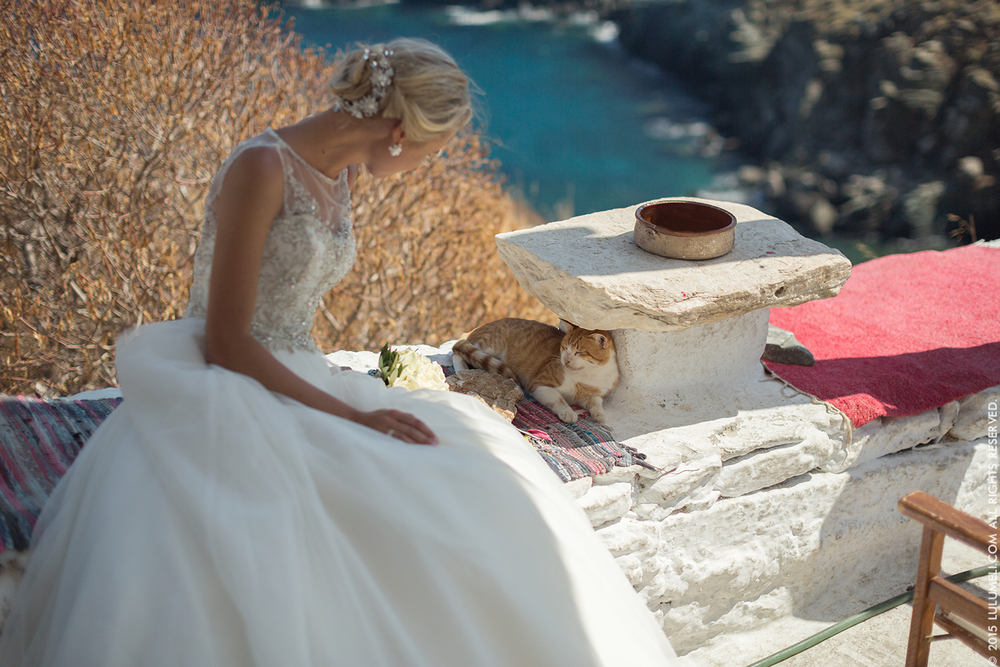 bride 2016 greece sifnos lulumeli