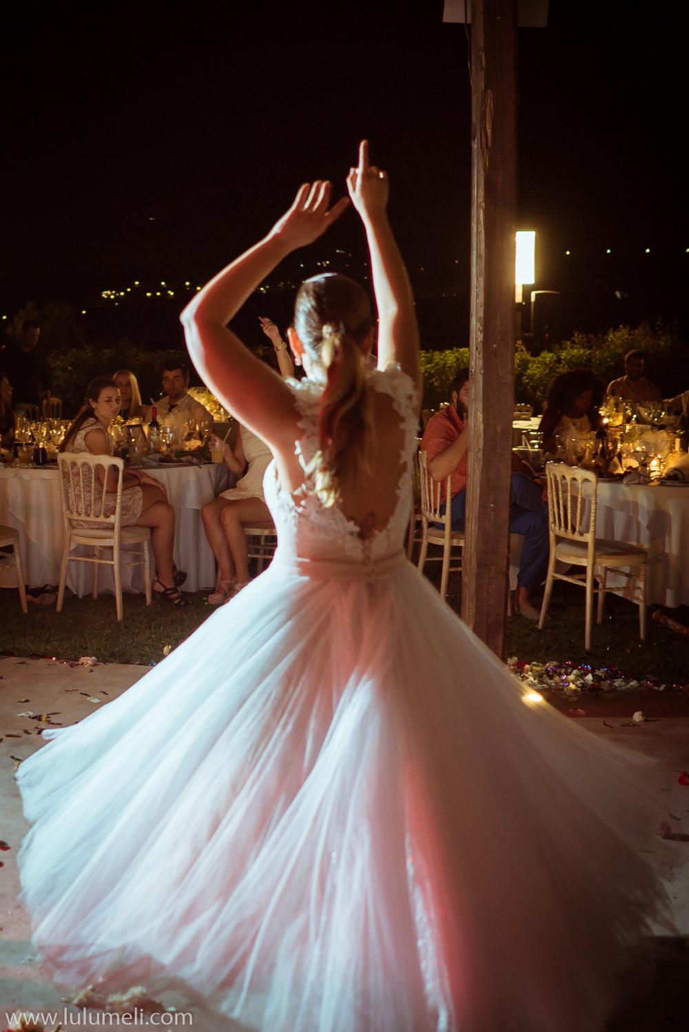 νυφη χορος κτημα τζωρτζη