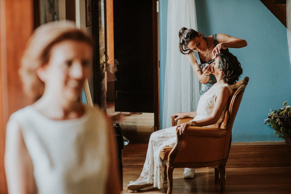 προετοιμασια νυφης Lulumeli